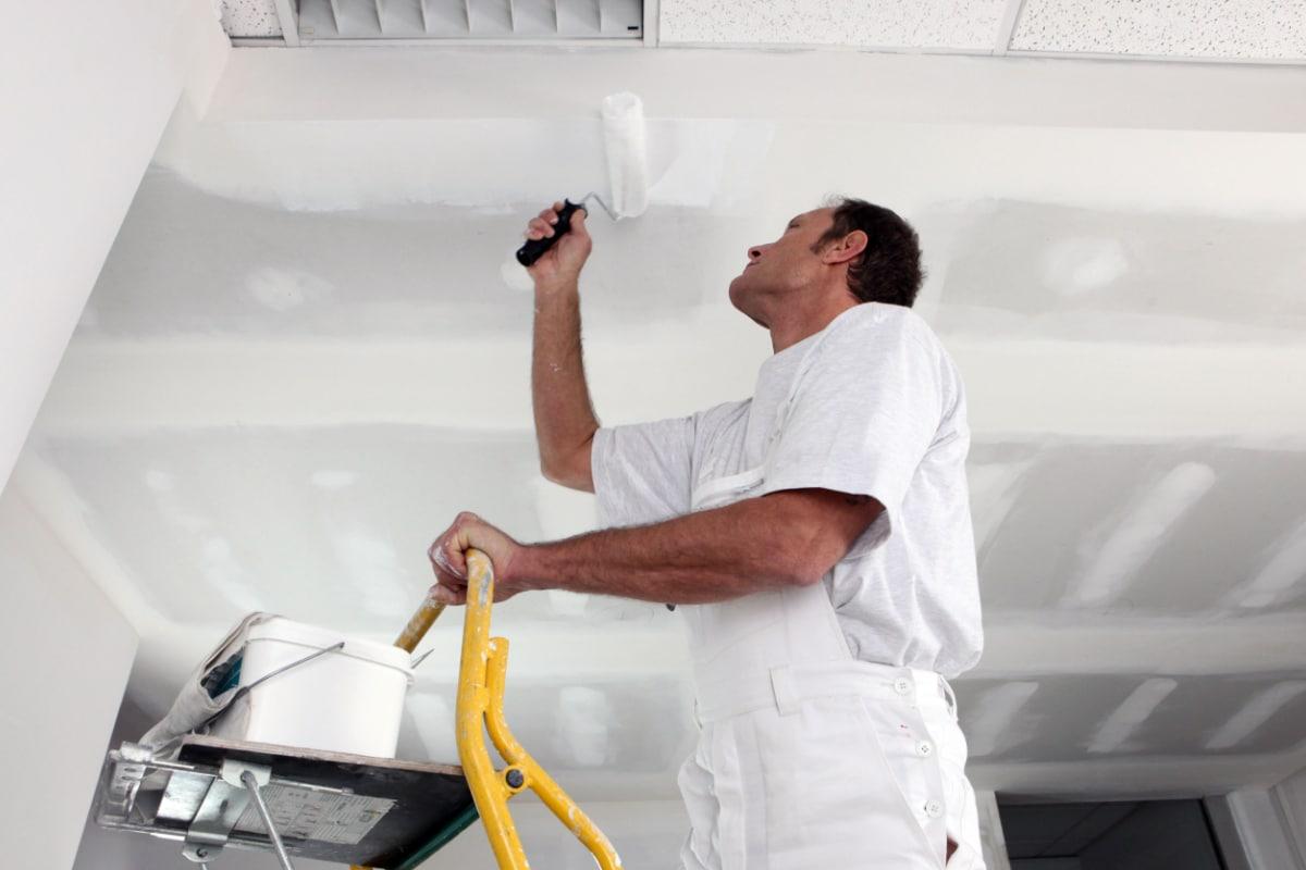 Peindre des murs : techniques, types de peintures et prix indicatifs